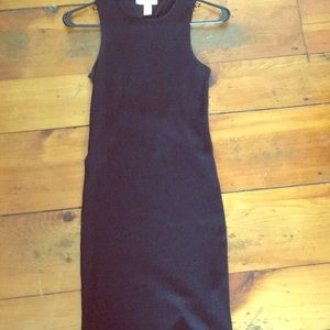 Dresses & Skirts - Black Jersey Dress